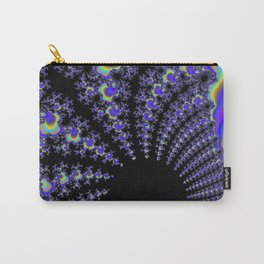 Fascinating Fractal Carry-All Pouch