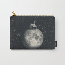 A Peaceful Place Carry-All Pouch