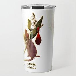 Souris de Mai (May Mouse) Travel Mug