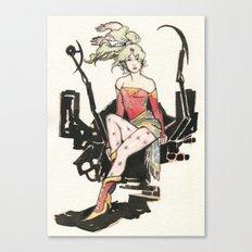 Terra Branford Canvas Print