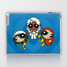 Chemical X-Girls Laptop & iPad Skin