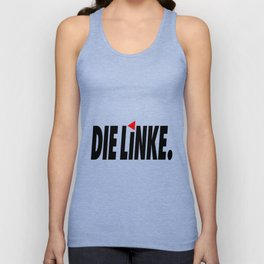 Die Linke (The Left) Unisex Tank Top