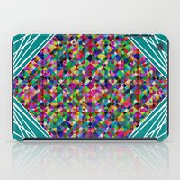 knit iPad Cases featuring Diamond Knit by Glanoramay