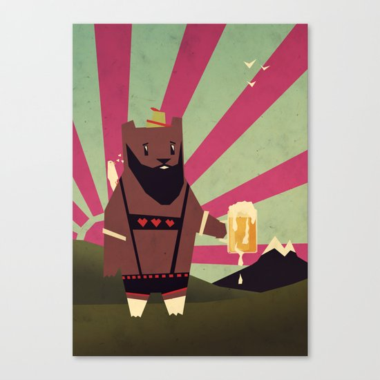 I could go for a Twinkie! Canvas Print