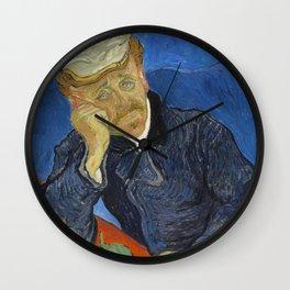 Dr Paul Gachet Wall Clock