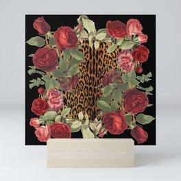 Ring Around the Leopard Mini Art Print