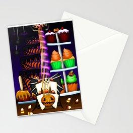 Fusion Keyblade Guitar #114 - Pumpkinhead & Sweet Dream Stationery Cards