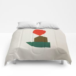 Cacho Shapes - Cutouts 2 Comforters