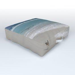 Carribean sea 8 Outdoor Floor Cushion