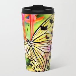 A Butterflies Luck Travel Mug
