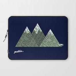 Mountain Type Laptop Sleeve