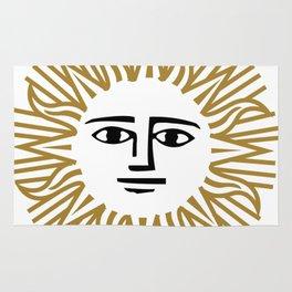 Vintage Sun Rug