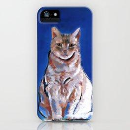 Moco Moco Mocha, the cat iPhone Case