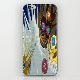 Fu Lu Shou iPhone Skin