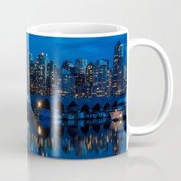 Vancouver at Night Coffee Mug