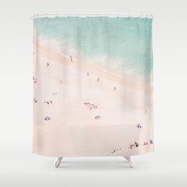 Beach Summer Bliss Shower Curtain