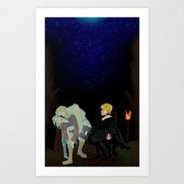 Return of the Jedi Art Print