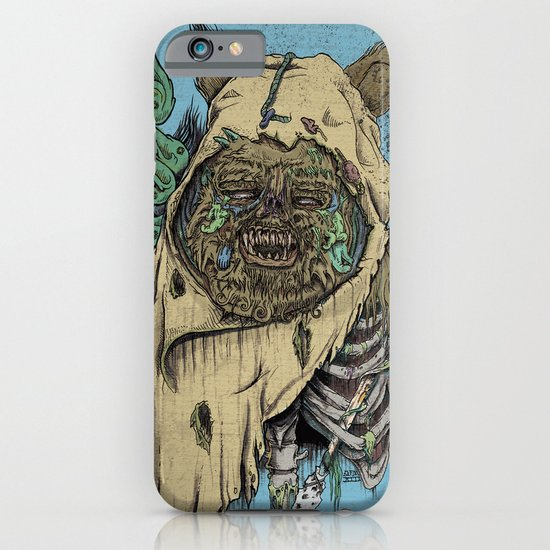 Zombwok iPhone & iPod Case