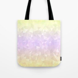 Pastel Ombre 3 Tote Bag