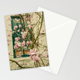 Spring in Paris 2 Stationery Cards