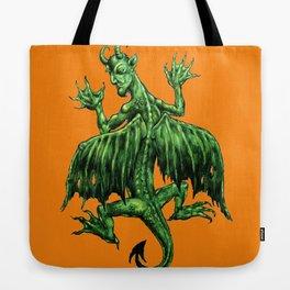 Bo Alvarsson: Creepy Tote Bag