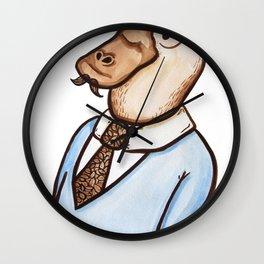 Mr. Platypus Wall Clock