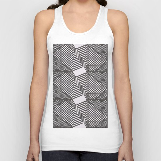 Twisted Minds 2 Unisex Tank Top