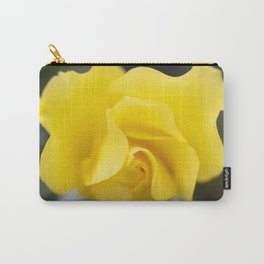 Sparkle & Shine Rose Carry-All Pouch