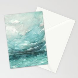 Above the Horizon Stationery Cards