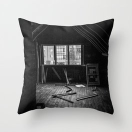 Eastwood Attic Throw Pillow