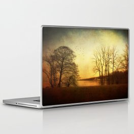 Autumn fever Laptop & iPad Skin