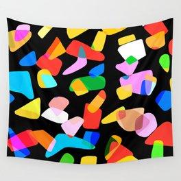 so many shapes Wall Tapestry