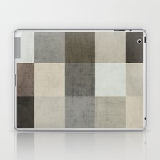 color block - gray Laptop & iPad Skin