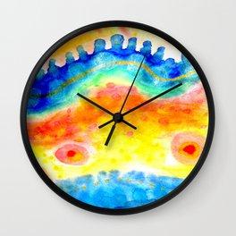 cheerfulness Wall Clock