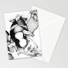 The Hornbills Stationery Cards