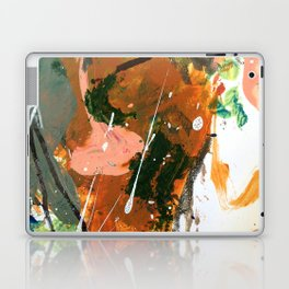 Untitled Abstract-Temper Laptop & iPad Skin