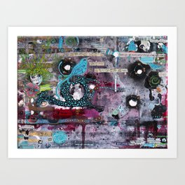 About Birdsong Art Print