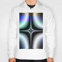 saturn Hoodies featuring Saturn by Robin Curtiss