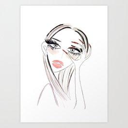 Fine! Art Print