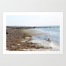 Incoming Tide Art Print