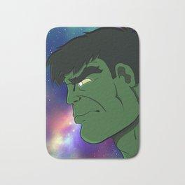 Hulk Gaze Bath Mat