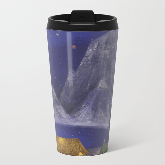 Happy birthday to you Metal Travel Mug