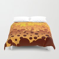sand Duvet Covers featuring Sand by Roberlan Borges