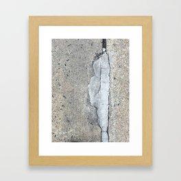 On The Go Framed Art Print