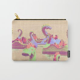 Dragons in Inner Harbor Baltimore Carry-All Pouch