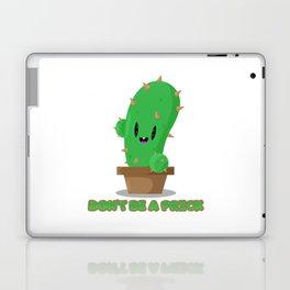 Pricky cactus Laptop & iPad Skin