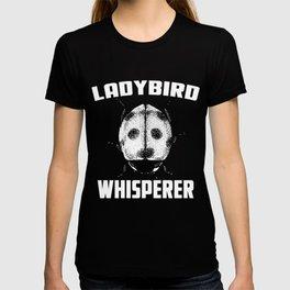 Ladybird Whisperer T-shirt