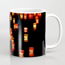 Floating Laterns Coffee Mug