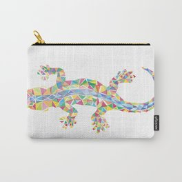 Barcelona Lizard Carry-All Pouch