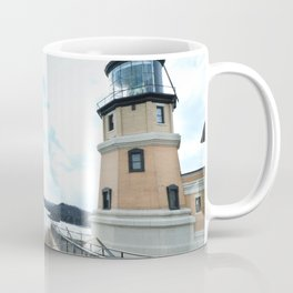 Lakeside Lighthouse Coffee Mug